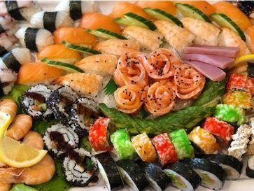 Asiatisches Catering